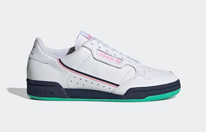 adidas Continental 80s Collegiate Nay G27724
