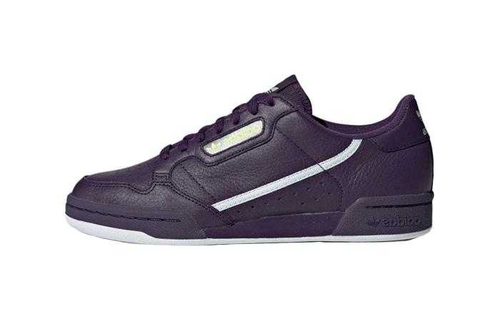 adidas Continental 80s Legendary Black G27727 01