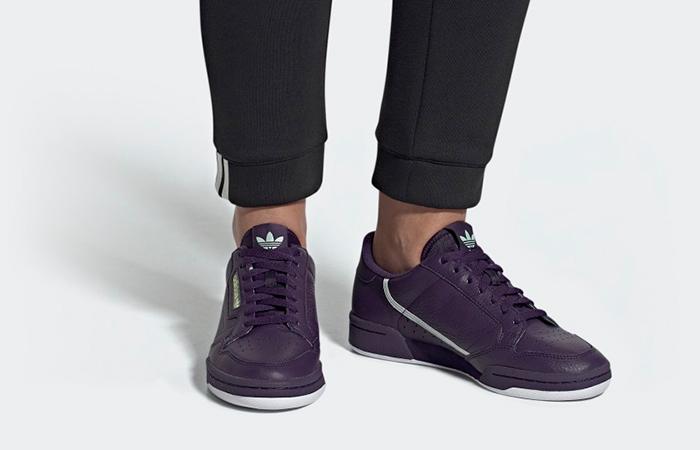 adidas Continental 80s Legendary Black G27727 02