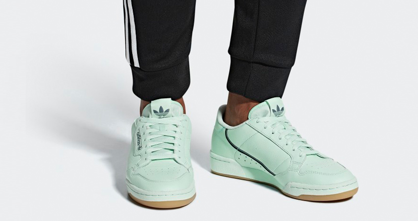 adidas Continental 80s Pure Mint BD7641 01