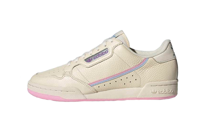 adidas Continental 80s Pure Pink G27726 01