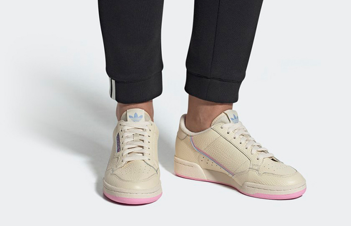 adidas Continental 80s Pure Pink G27726 02