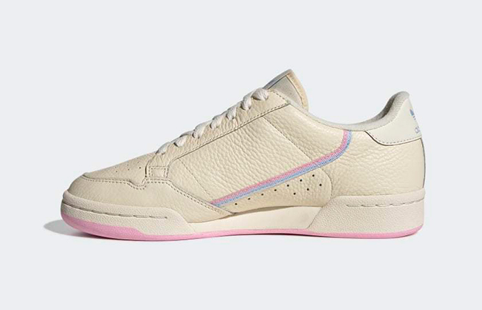 adidas Continental 80s Pure Pink G27726