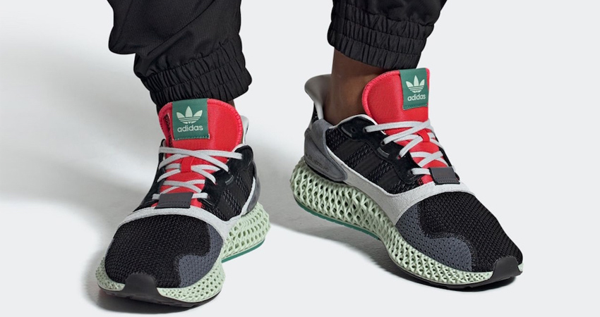 8cfdd19e2 adidas Originals ZX 4000 4D Is Coming With The Newer Look – Fastsole