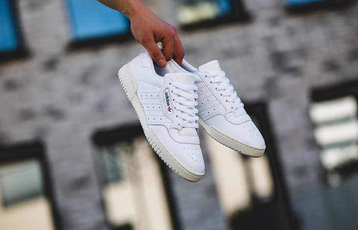 adidas Powee Pure White EF2888