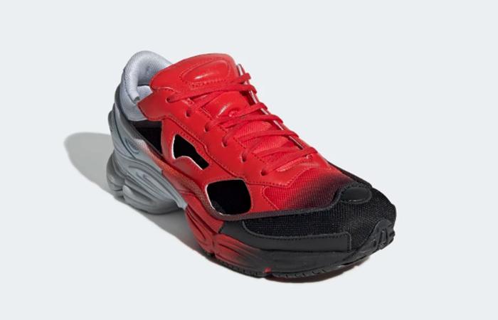 adidas Raf Simons Ozweego Black Red EE7933 02