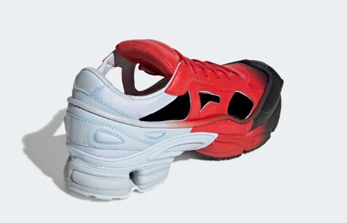 adidas Raf Simons Ozweego Black Red EE7933 03
