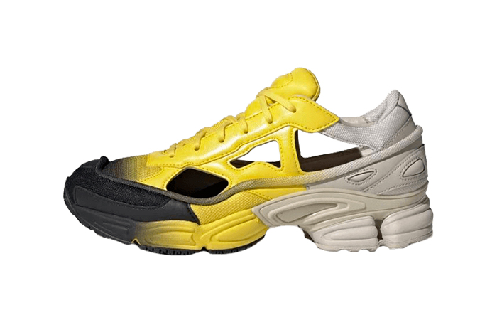 adidas Raf Simons Ozweego Black Yellow EE7931 01