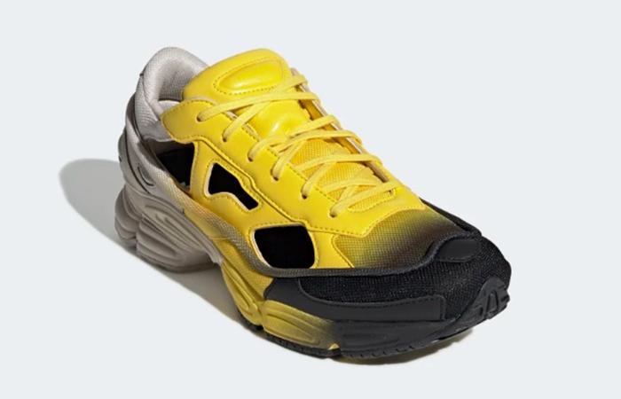 adidas Raf Simons Ozweego Black Yellow EE7931 02