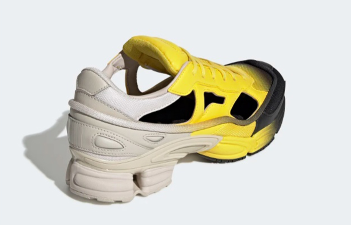 adidas Raf Simons Ozweego Black Yellow EE7931 03