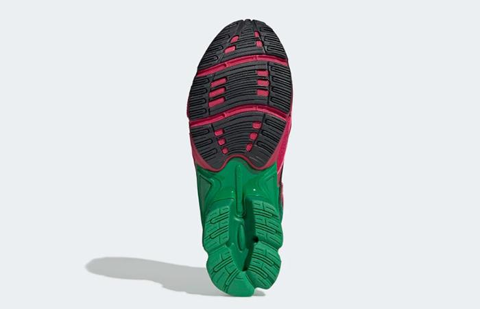 adidas Raf Simons Ozweego Green EE7932