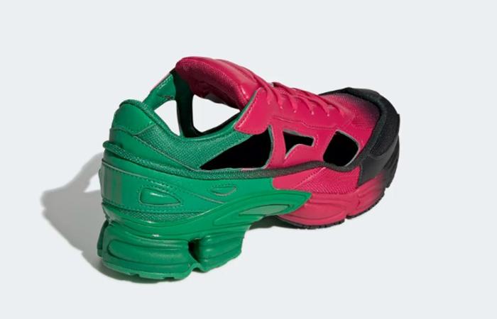 adidas Raf Simons Ozweego Green Pink EE7932 03