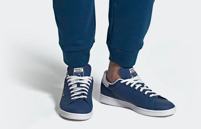 adidas Stan Smith White Navy G27998 02