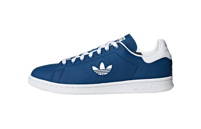 adidas Stan Smith White Navy G27998 o1