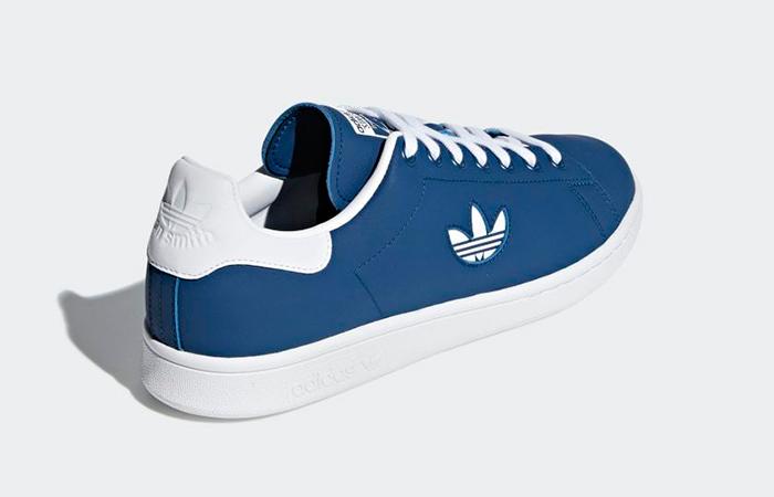 adidas Stan Smith White Nvy G27998