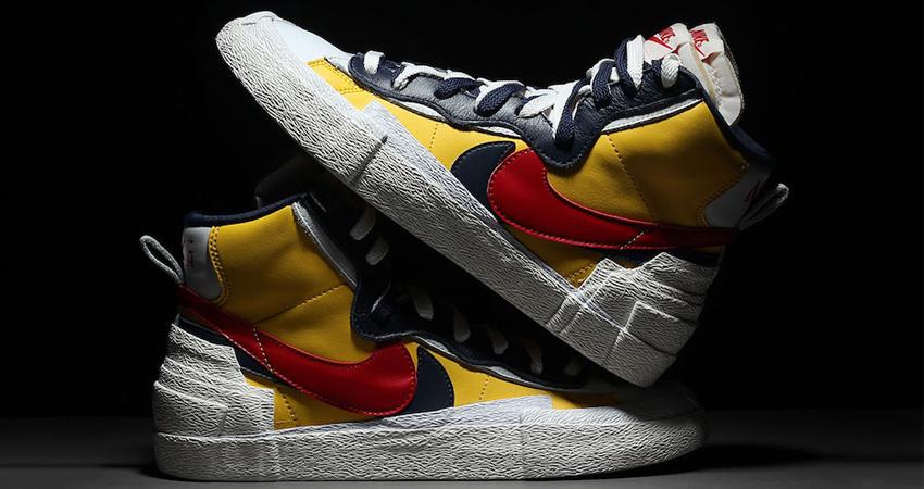 super popular 6554b eb143 sacai s Collaborations with Nike Blazer And LDV Waffle Are ComingSoo