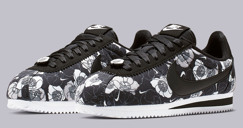 A Floral Pack Of Nike Cortez Specially For Women Are Hitting Store Soon 02
