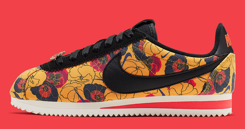 A Floral Pack Of Nike Cortez Specially For Women Are Hitting Store Soon 04