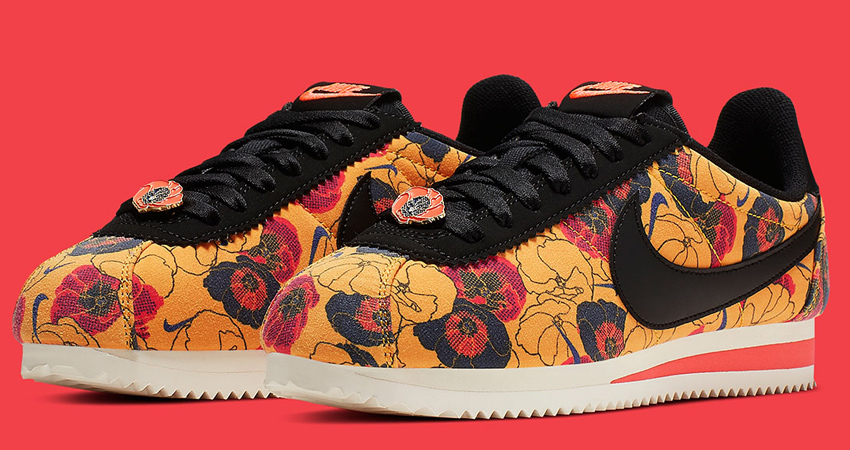 A Floral Pack Of Nike Cortez Specially For Women Are Hitting Store Soon 05