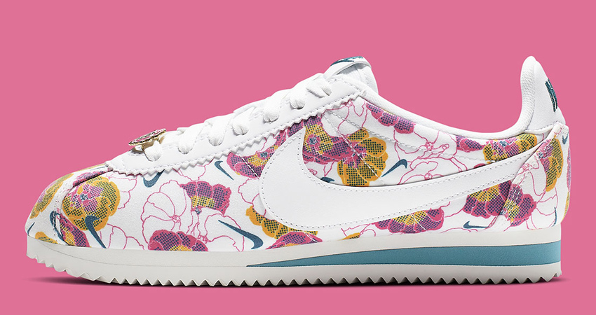 A Floral Pack Of Nike Cortez Specially For Women Are Hitting Store Soon 06