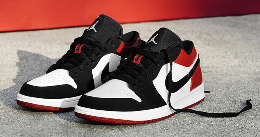 Air Jordan 1 Lows Inspired By Four Skateboarding Are Releasing This April 01