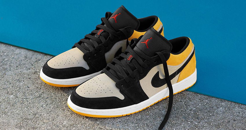 Air Jordan 1 Lows Inspired By Four Skateboarding Are Releasing This April 02