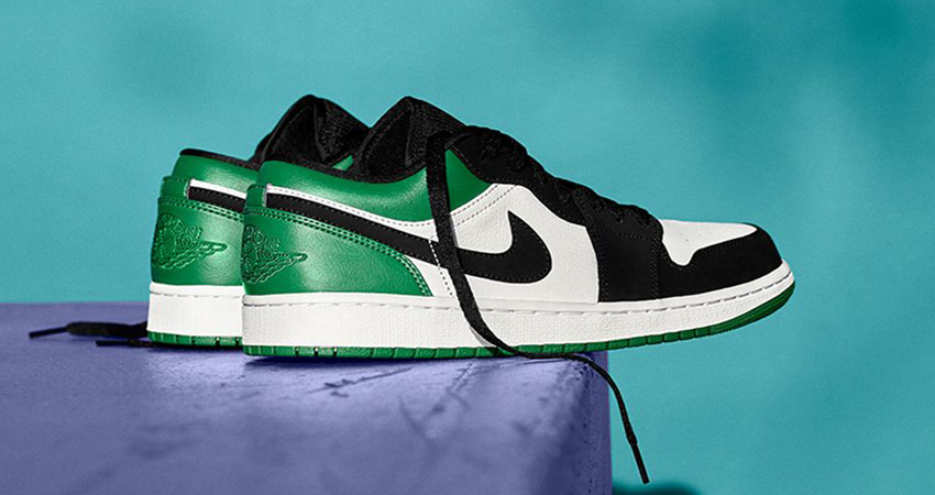 Air Jordan 1 Lows Inspired By Four Skateboarding Are Releasing This April 03