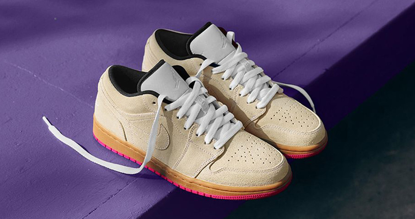 Air Jordan 1 Lows Inspired By Four Skateboarding Are Releasing This April 04