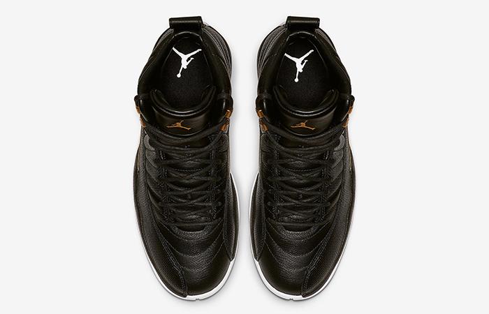 Air Jordan 12 Midnight Black AO6068-007