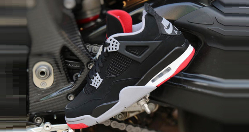 0febdc62139d6e Air Jordan 4 Bred 2019 Is Coming Next Month – Fastsole