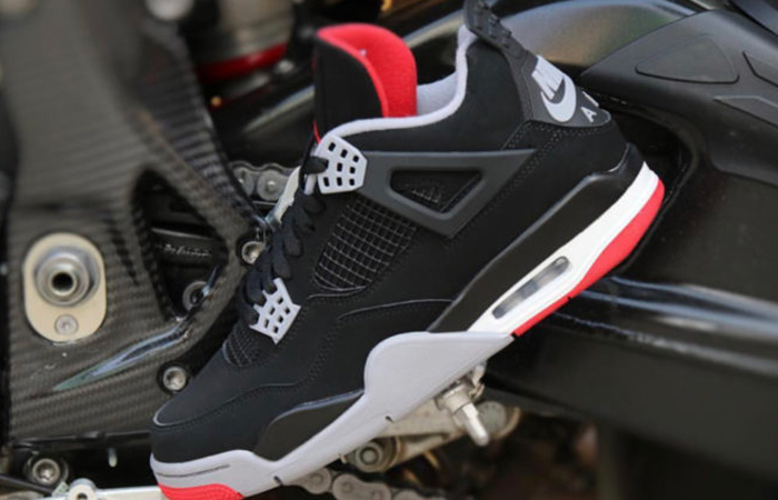 Air Jordan 4 Bred 2019 Is Coming Next Month ft