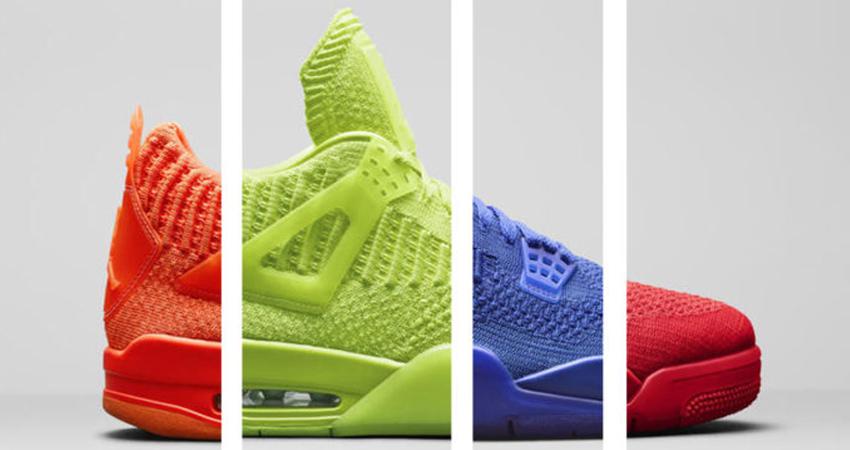 470ee5a0bd8814 ... Air Jordan 4 Flyknit Pack Is Coming Soon 01 ...