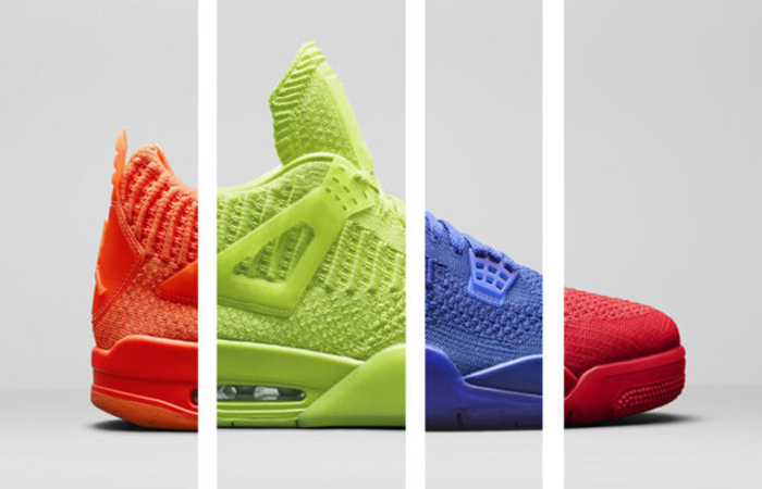 Air Jordan 4 Flyknit Pack Is Coming Soon ft