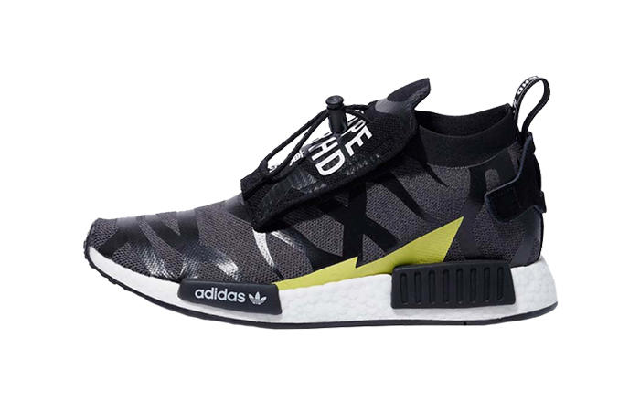 1c6e3b73a56a2 BAPE x NEIGHBORHOOD adidas NMD STLT White EE9702