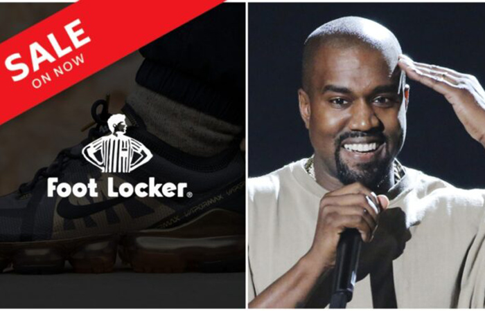 Foot Locker Is Giving You An Unexpected Sale On Huge Collections ft