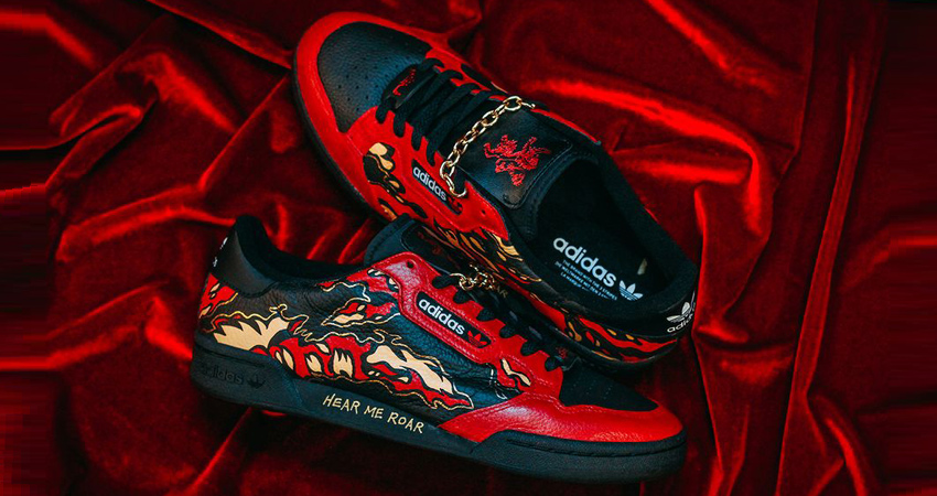 HBO Asia Designed Four Custom 'Game of Thrones' Sneakers 02