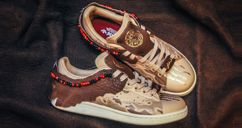 HBO Asia Designed Four Custom 'Game of Thrones' Sneakers 03