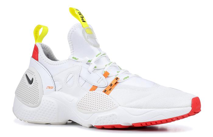 Heron Preston Nike Air Huarache EDGE White 02