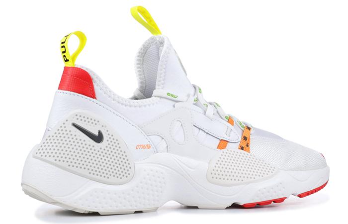 Heron Preston Nike Air Huarache EDGE White 03