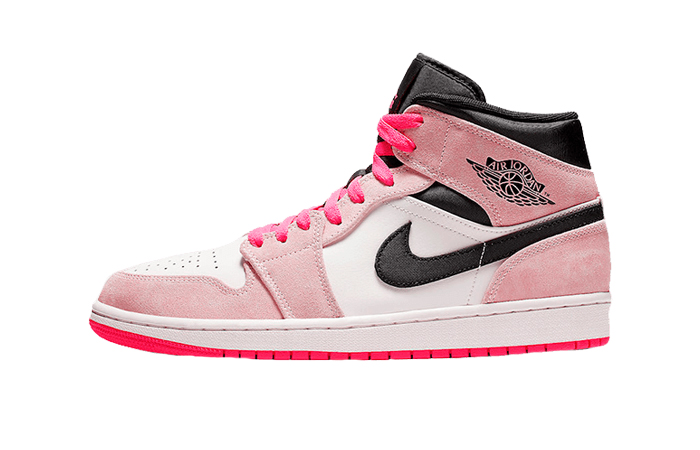 Jordan 1 Mid Hyper Pink 852542-801 01
