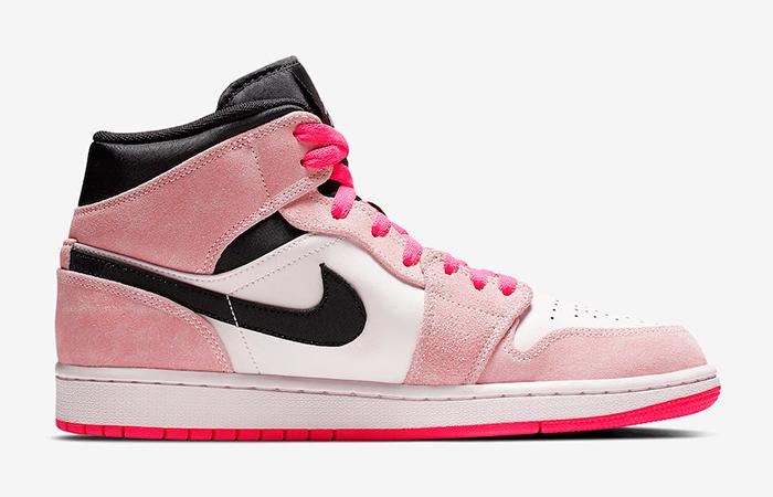 Jordan 1 Mid Hyper Pink 852542-801 02