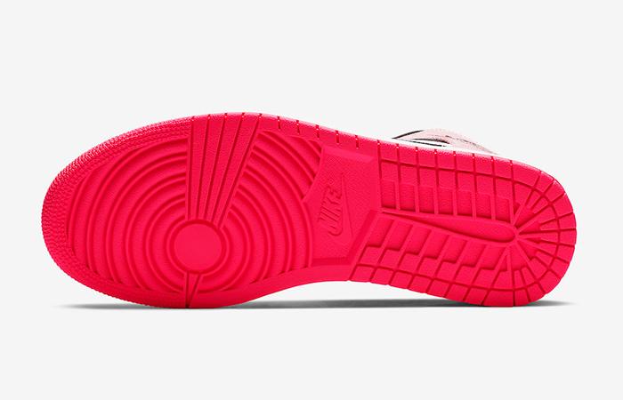 Jordan 1 Mid Pink 852542-801