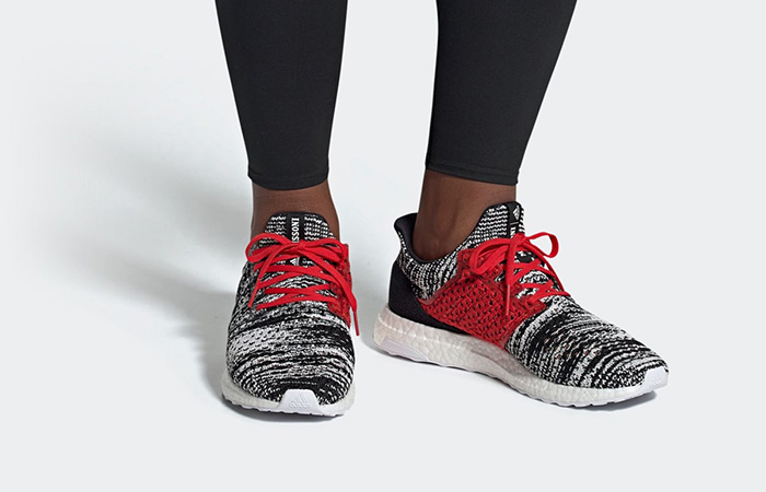 Missoni adidas Ultra Boost Clima Black D97743 02