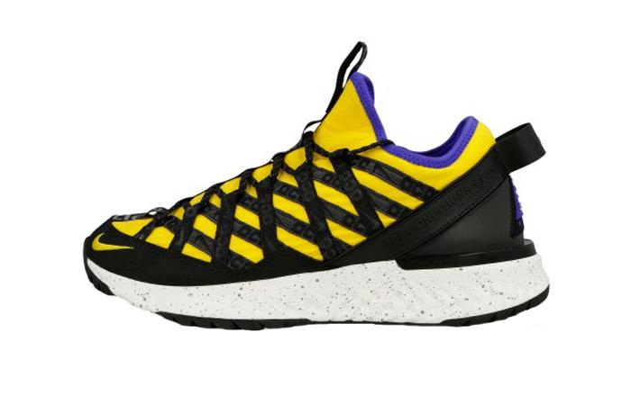 Nike ACG React Terra Gobe Amarillo BV6344 700 01