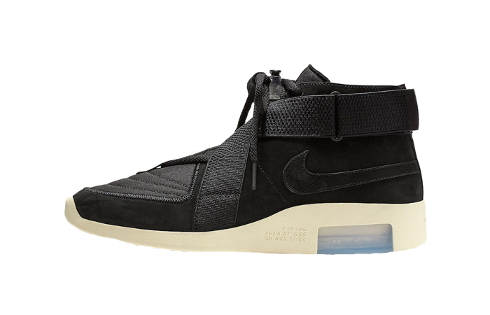 Nike Air Fear of God 180 Black AT8087-002 01