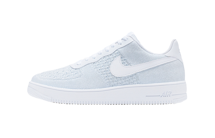 Nike Air Force 1 Flyknit 2.0 White AV3042-100 01