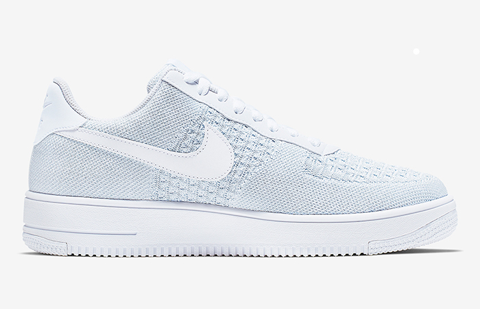 Nike Air Force 1 Flyknit 2.0 White AV3042 100