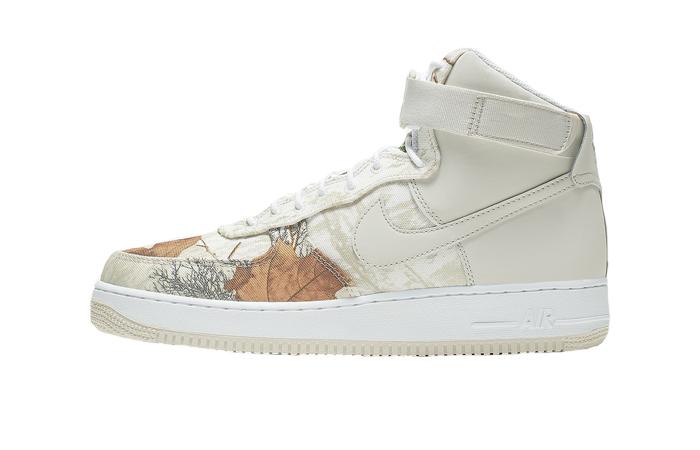 Nike Air Force 1 High Realtree White AO2410-100 01