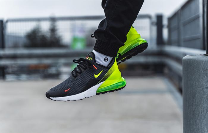 quality design 8f82c f01b3 Nike Air Max 270 Black Volt