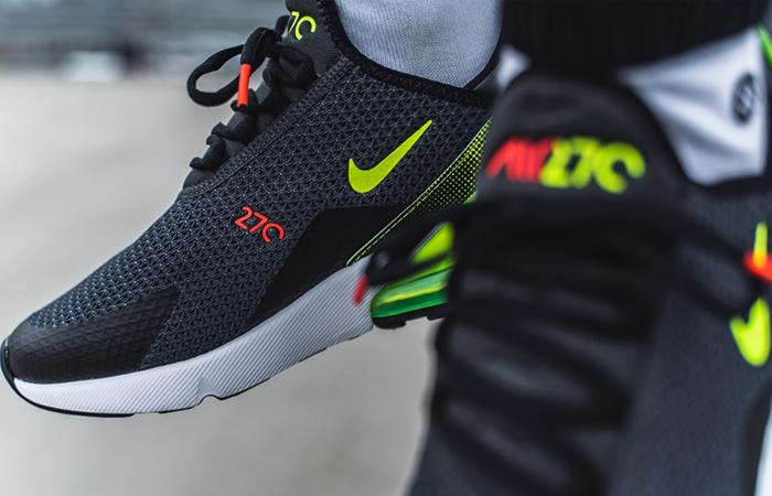 Nike Air Max 270 Black Volt AQ9164-005